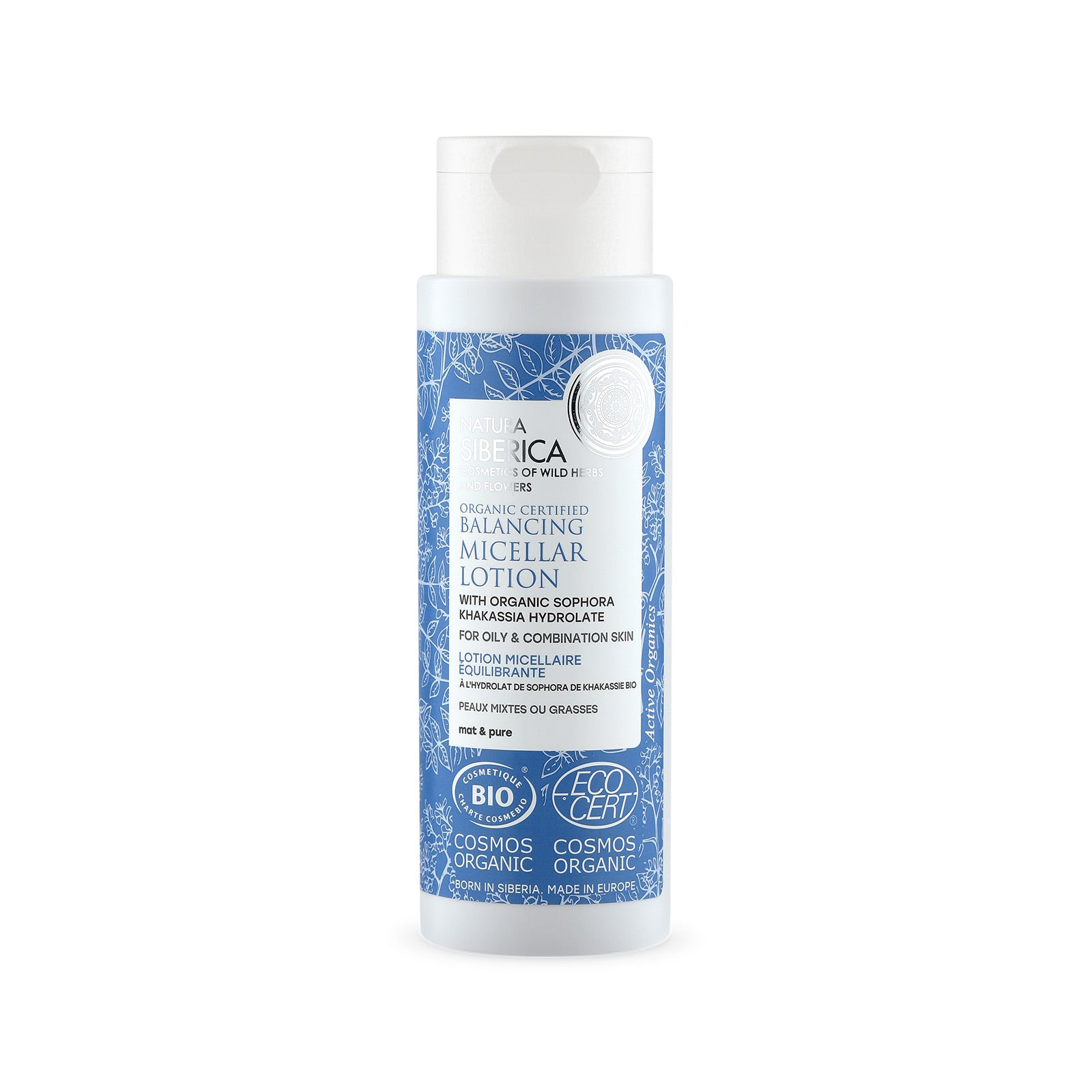 Balancing Micellar Lotion for oily & combination skin, 150 ml