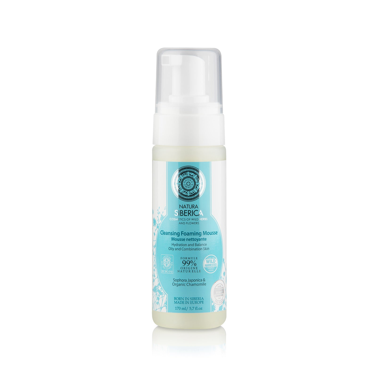 Cleansing Foaming Mousse, 170 ml