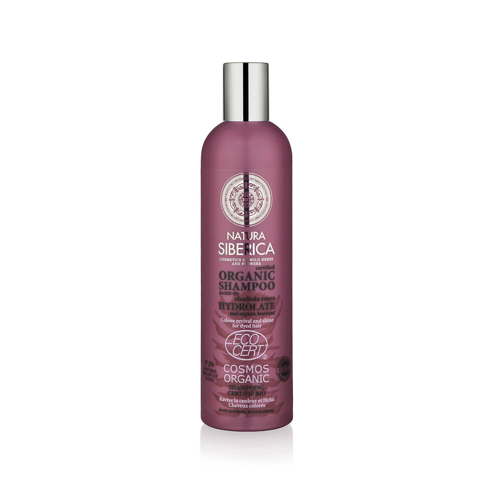Colour revival and shine Shampoo. For dyed hair, 400 ml