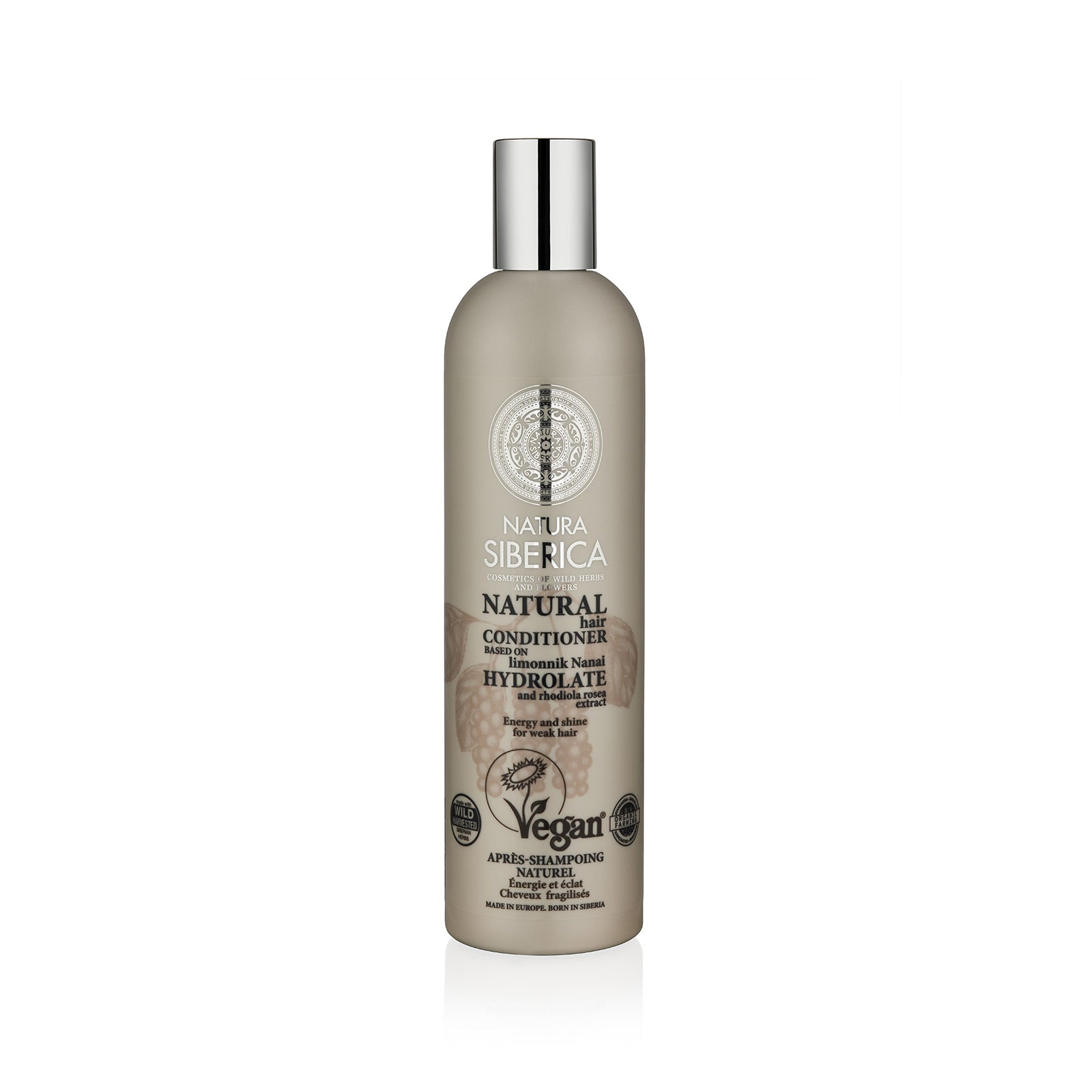Energy and Shine Conditioner for weak hair, 400 ml