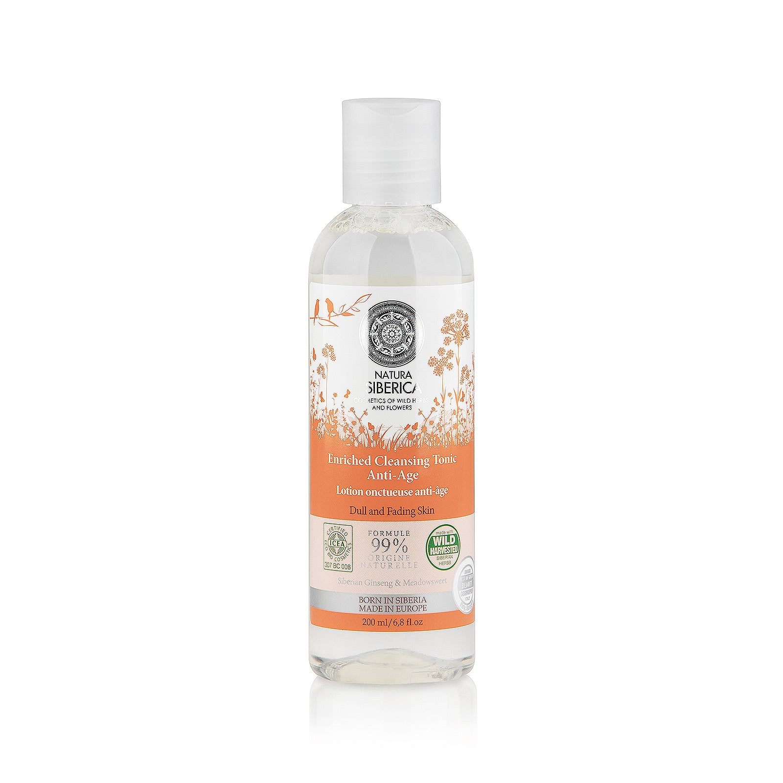 Cleansing Tonic, anti-ageing, 200 ml