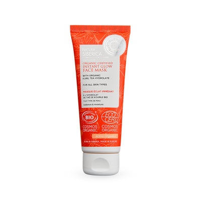 Instant Glow Face Mask for all skin types , 75 ml