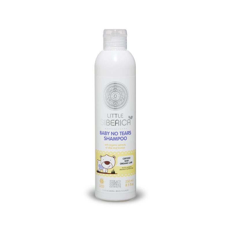 Little Siberica Baby No Tears Shampoo, 250ml