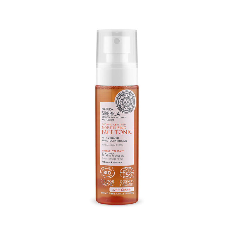 Moisturising Face Tonic for all skin types, 100 ml