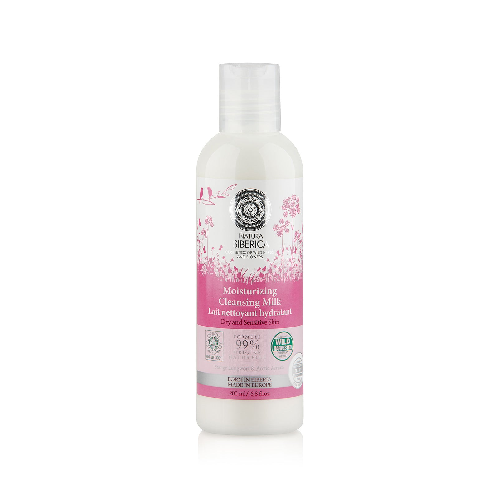 Moisturizing Cleansing Milk, 200 ml