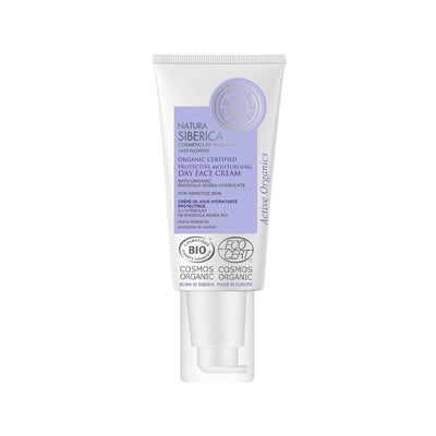 Protective Moisturising Day Face Cream for sensitive skin, 50 ml