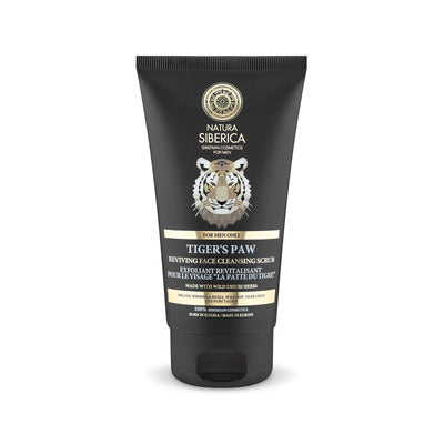 Reviving Face Cleansing Scrub Tiger's Paw, 150 ml