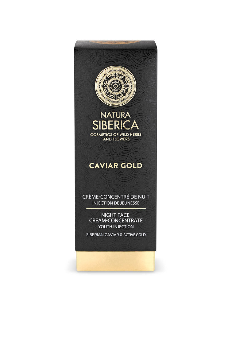 Caviar Gold Night Face Cream-Concentrate 30 ml