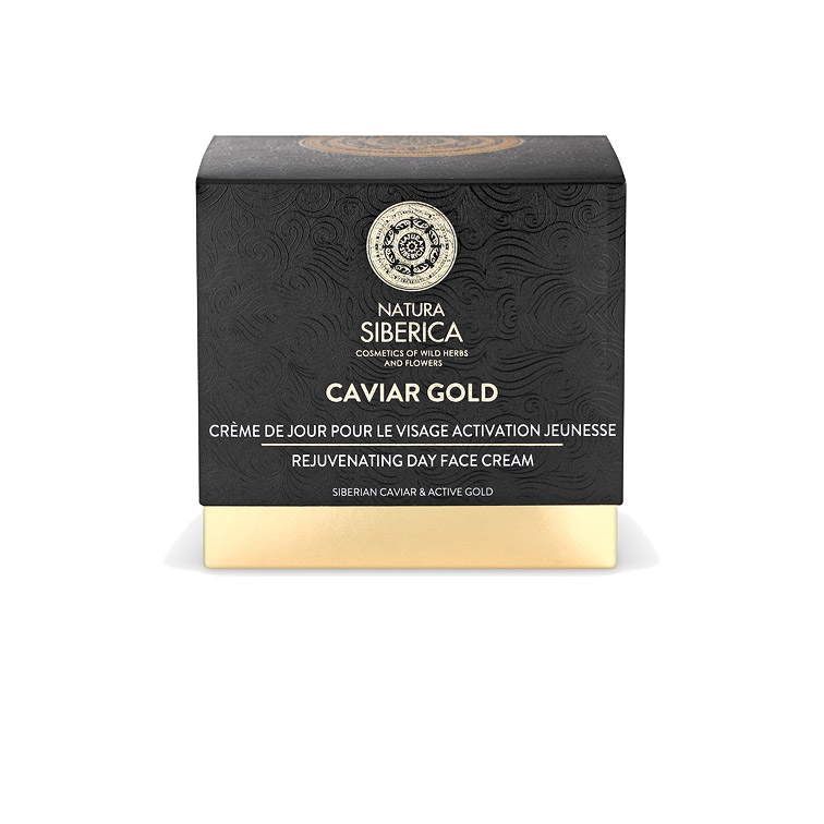 Caviar Gold Rejuvenating Day Face Cream, 50 ml