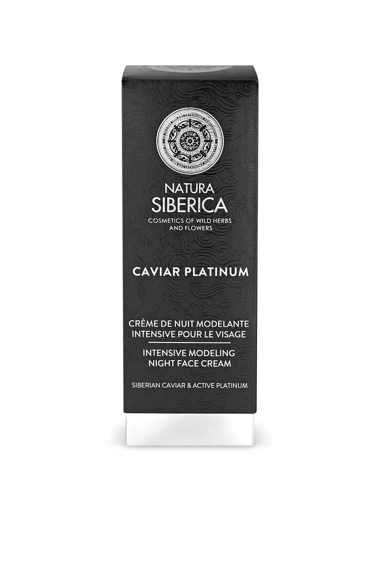 Caviar Platinum Intensive Modelling Day Face Cream, 30 ml