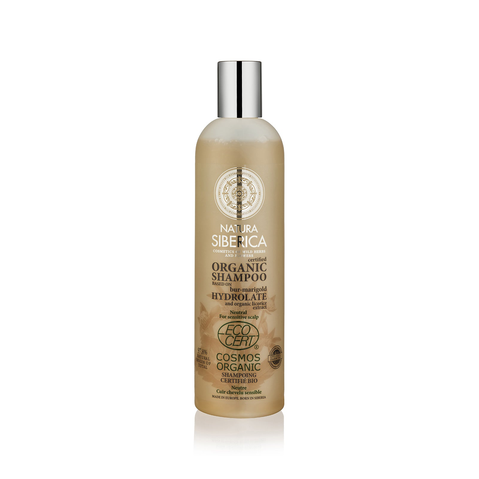 Neutral Shampoo. For sensitive scalp, 400 ml