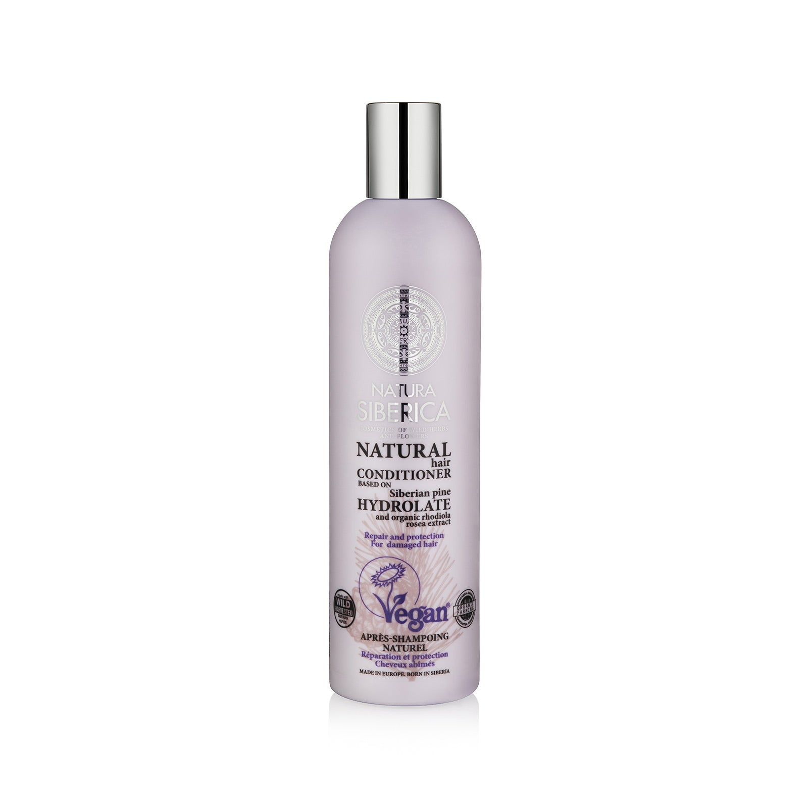 Repair and Protection Conditioner. For damaged hair, 400 ml
