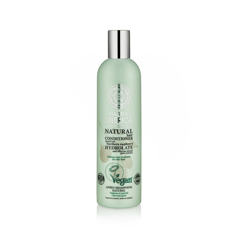 Volume and Freshness Conditioner. For oily hair, 400 ml
