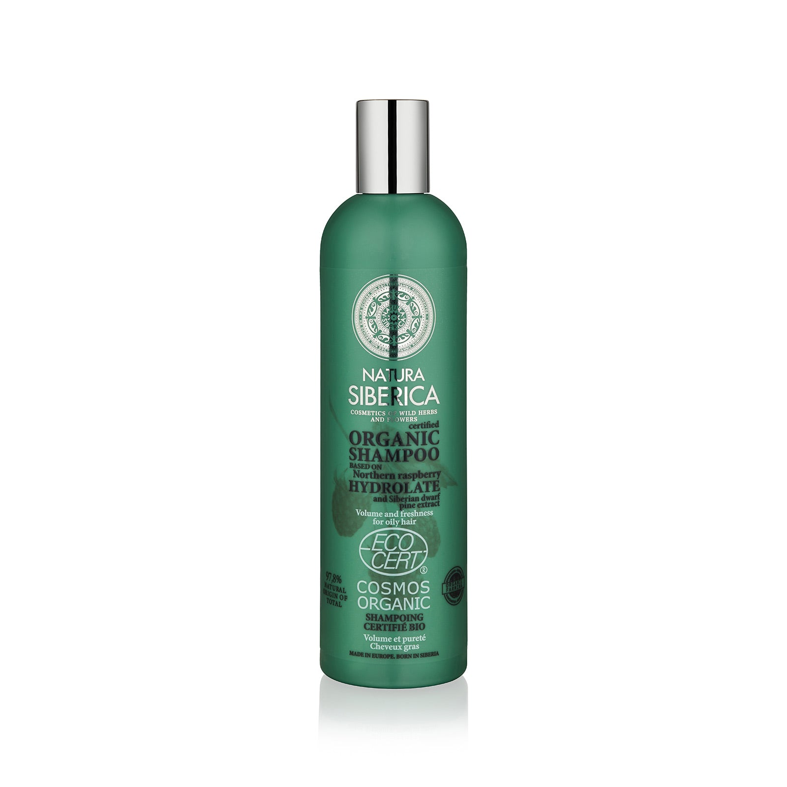 Volume and Freshness Shampoo. For oily hair, 400 ml