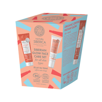 Siberian Glow Face Care Set