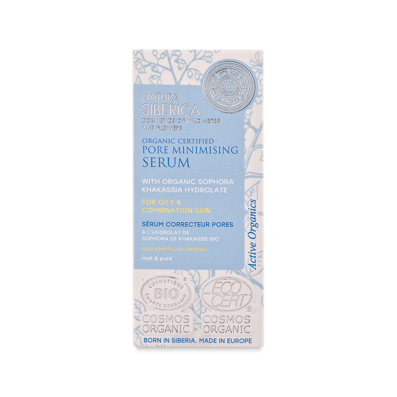 Pore Minimising Serum for oily & combination skin, 15 ml