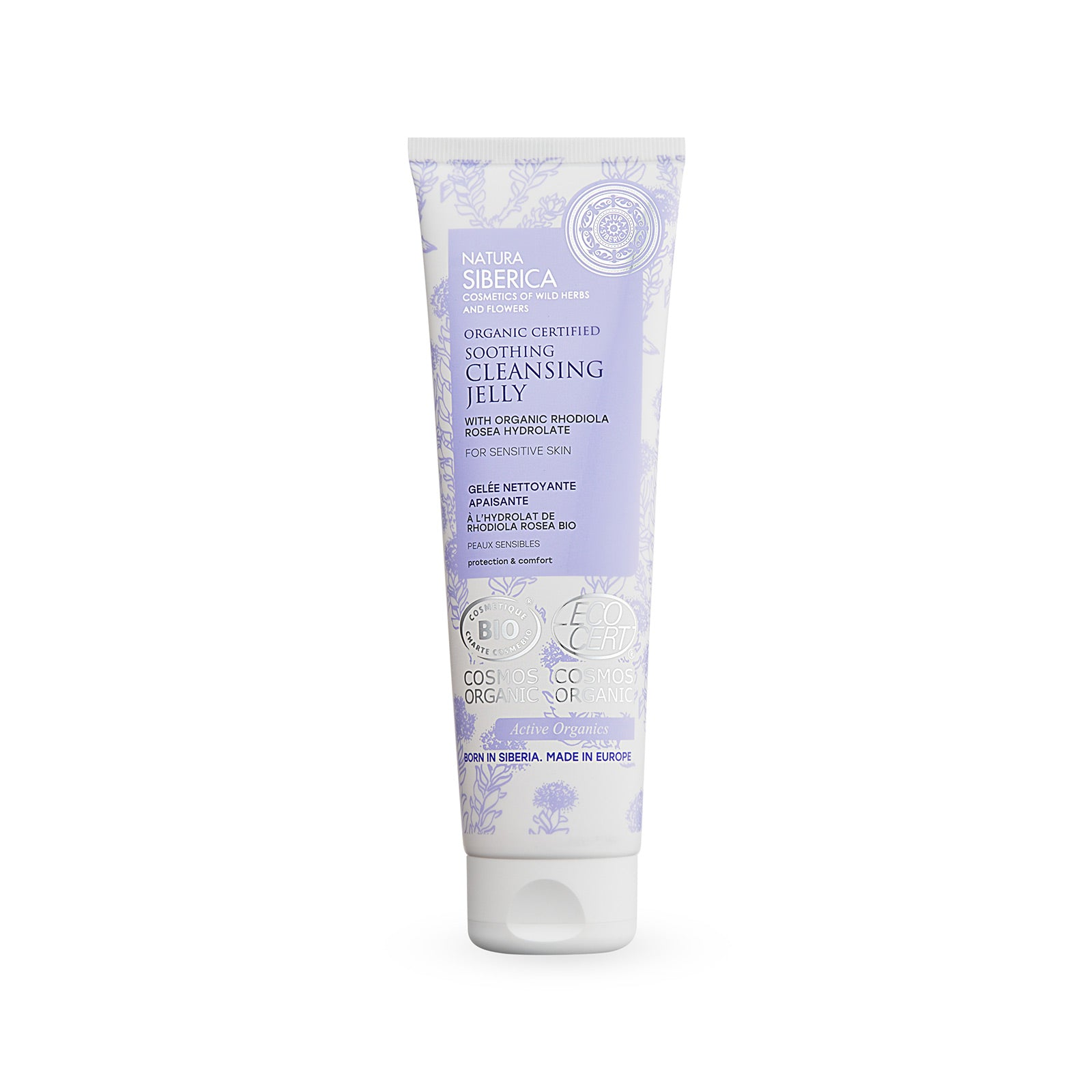 Soothing Cleansing Jelly for sensitive skin, 140 ml
