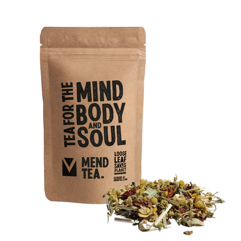 MEND HERBAL BLACKTHORN TEA