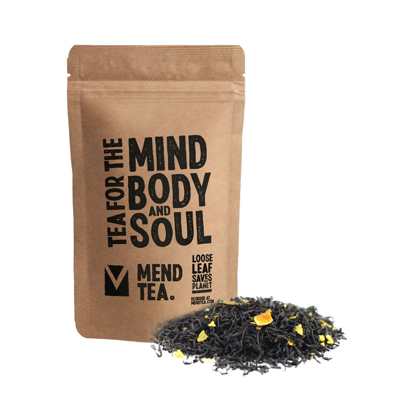 MEND SWEET ORANGE BLACK TEA