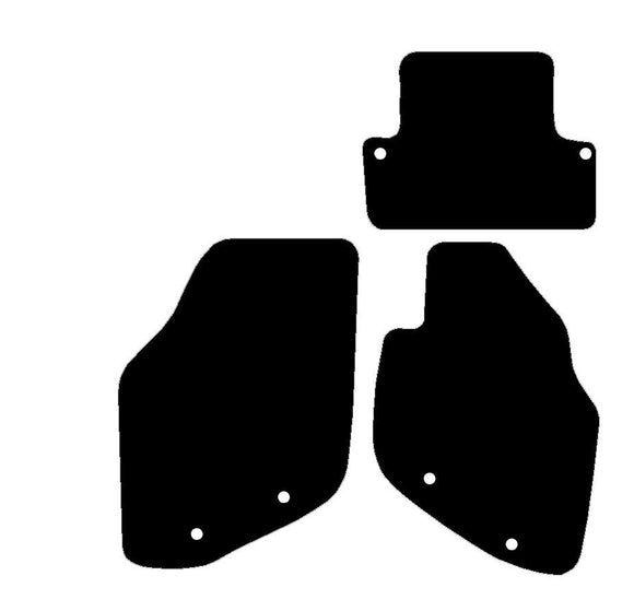 Buy new Volvo S60 With Clips Upto2010 Car Mats online.