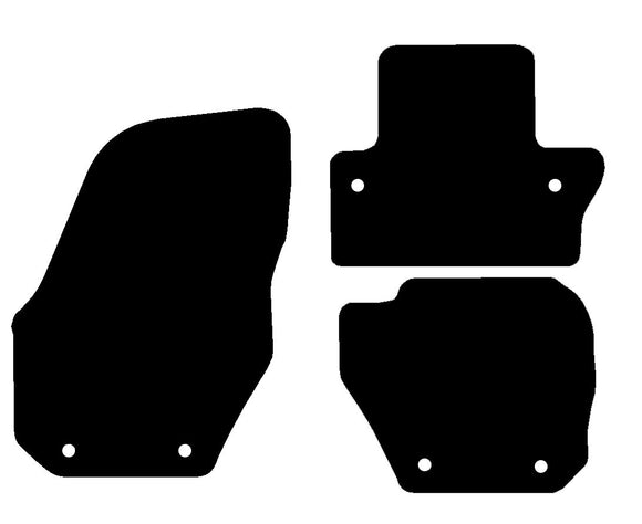 Buy new Volvo S60 With Clips 2010-Present Car Mats online.