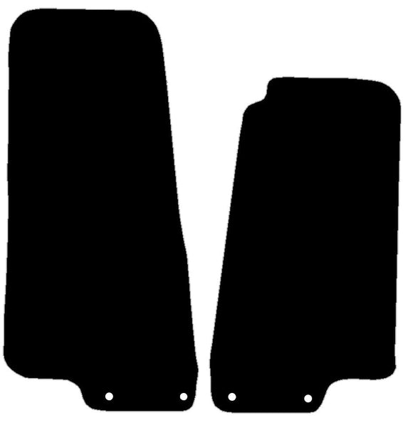 Buy new Jaguar Xk8 Rhd (X100) 1996-2006 4 Fixing Hole Version Car Mats online.