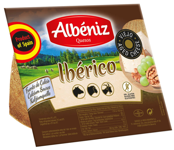 Ibérico cheese wedge 250g