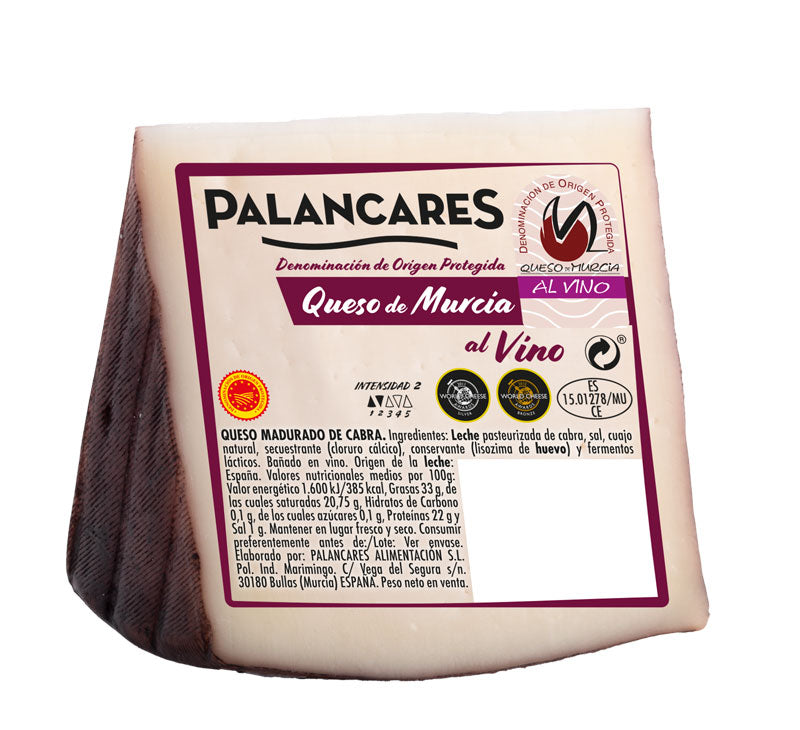 Wine Cured Goats Cheese - 220g