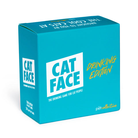 Cat Face Cat Meme Party Game - Drinking Edition Expansion Pack