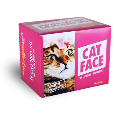 Cat Face Cat Meme Party Game