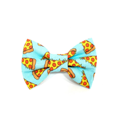 Cat Bow Tie - Pizza