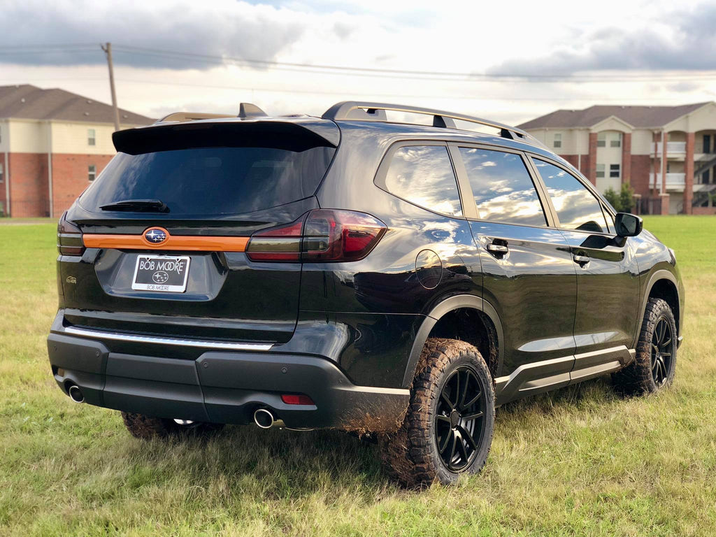 2019 Subaru Ascent - Black / Orange