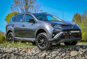 2018 Rav4 Trail edition - LP Aventure