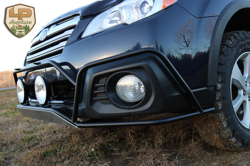 Bumper guard for 2013-2014 Subaru Outback are now available