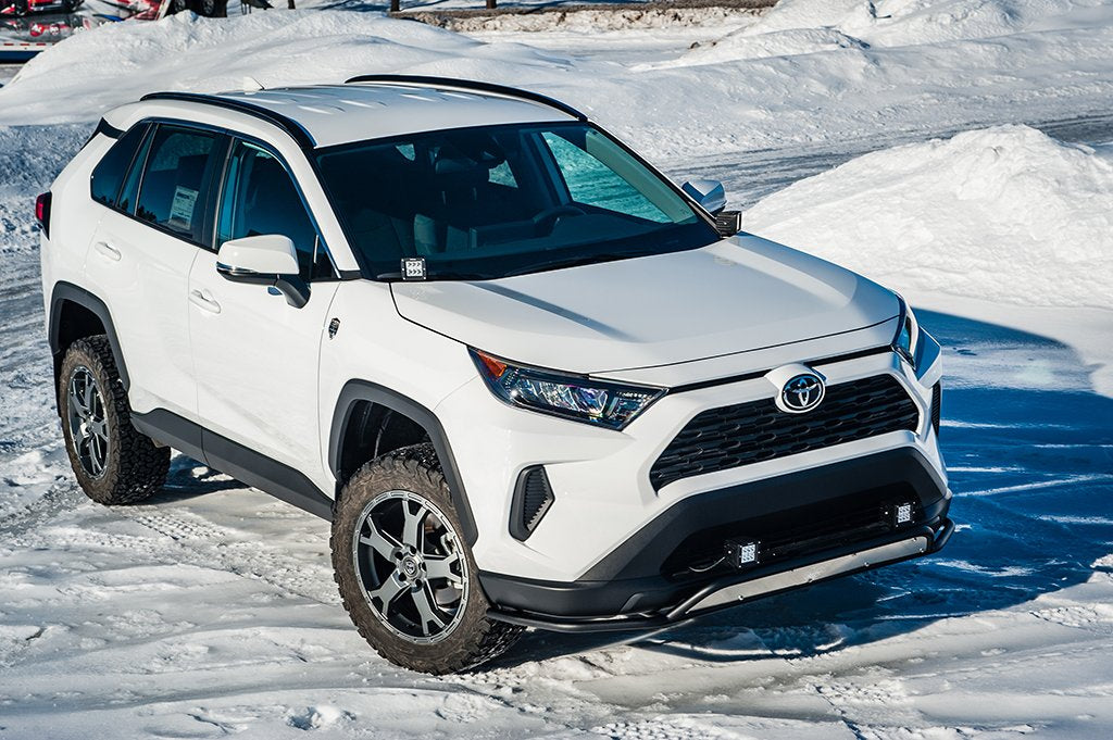 2019 Toyota RAV4 on LP Aventure Wheels LP-2