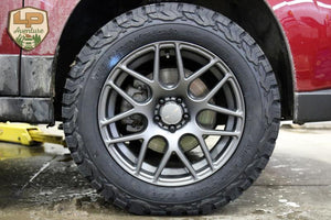 New tire size available for the 2010-2014 Outback.