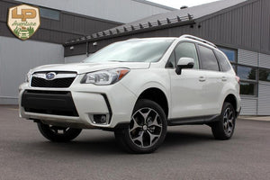 R&D are started on the Subaru Forester