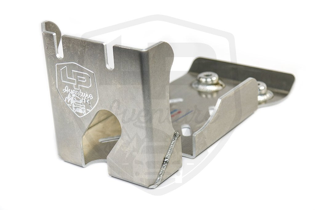 New product - LP Aventure Rear Differential Skid Plate