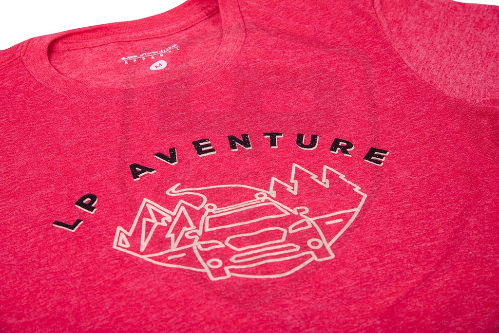 NEW LP Aventure Apparel collection - T-Shirts - Hoodies - Hats