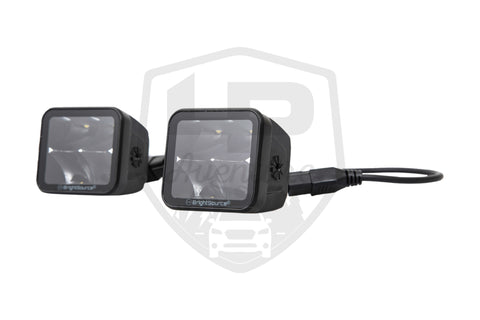 "BRIGHT SOURCE - 3.2"" Cube Light Kit – Driving Pattern"