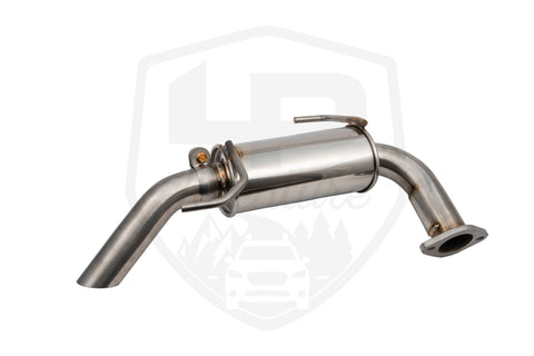 Lachute Performance axle back - 2010/2019 Subaru Outback 2.5i
