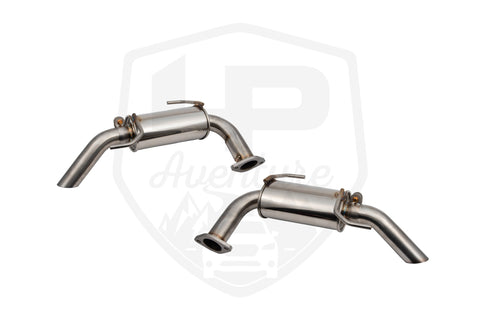 Lachute Performance axle back - 2010/2019 Subaru Outback 3.6R