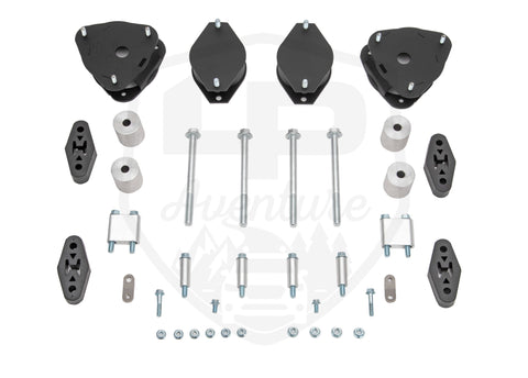 LP Aventure lift kit - Legacy 2011-2019