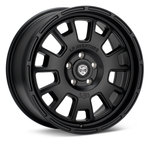 LP Aventure wheels - LP7- 17x8 ET38 5x100 - Black