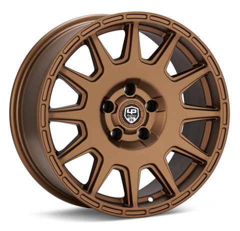 LP Aventure wheels - LP1 - 17x7.5 ET35 5x100 - Bronze