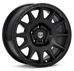 LP Aventure wheels - LP1 - 15x7 ET15 5x100 - Gloss Black