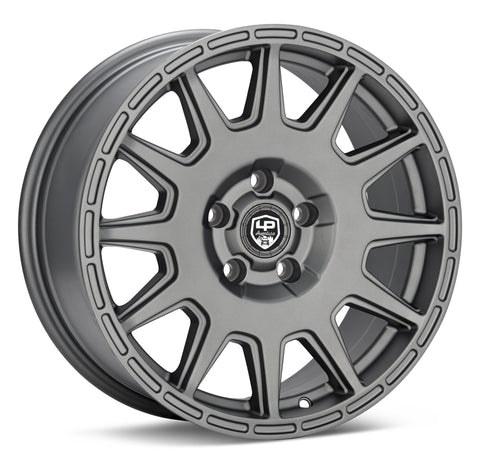 LP Aventure wheels - LP1 - 17x7.5 ET35 5x114.3 - Matte Grey