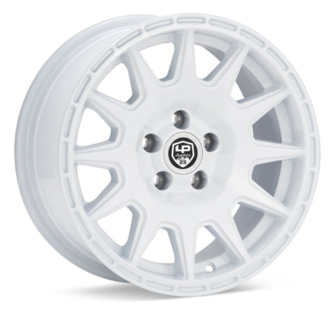 LP Aventure wheels - LP1 - 15x7 ET15 5x100 - White