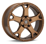 LP Aventure wheels - LP2 - 17x8 ET38 5x100 - Bronze