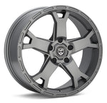 LP Aventure wheels - LP2 - 18x8 ET20 5x114.3 - Matte Grey